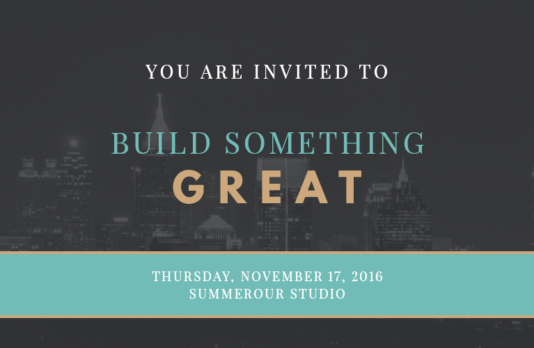 build something great feat