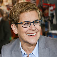 Cathy Woolard