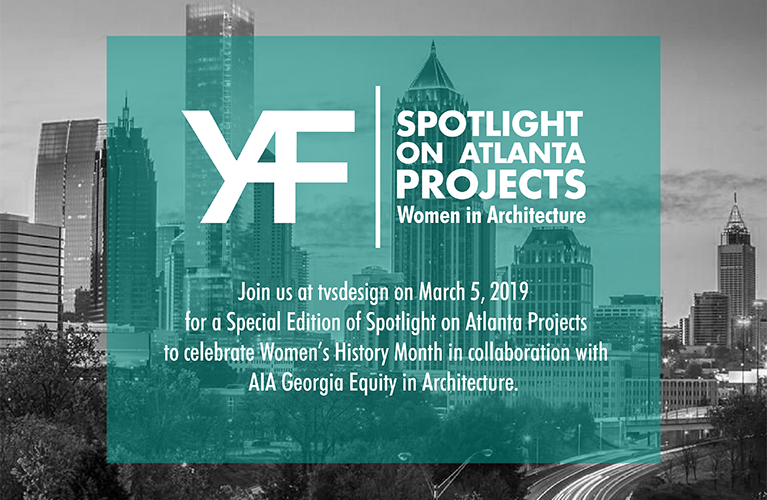 Spotlight on Atlanta Projects: Women in Architecture