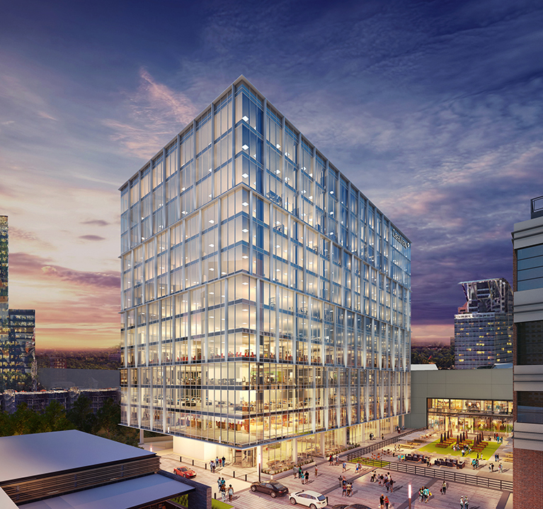 Rendering of One Phipps Plaza