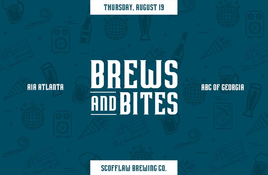 Brews + Bites Summer Mixer